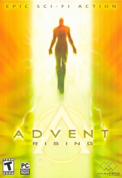 Poster Advent Rising