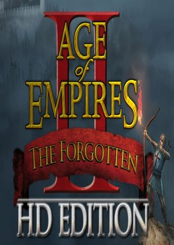 Poster Age of Empires II: The Forgotten