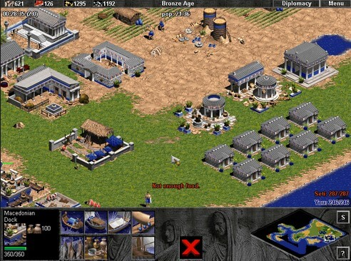 age of empires rise of rome full version free download
