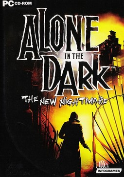Poster Alone in the Dark: The New Nightmare