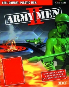 Poster Army Men II