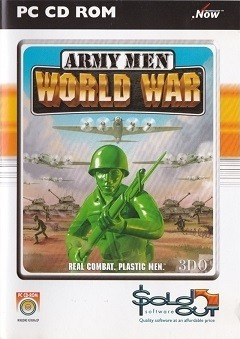 Poster Army Men: World War