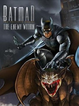Poster Batman: The Enemy Within