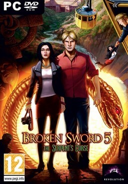 Poster Broken Sword 5: The Serpent's Curse