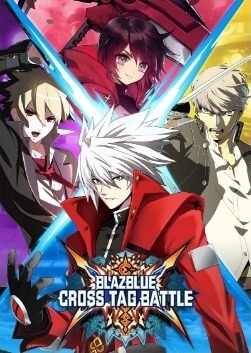 Poster BlazBlue: Cross Tag Battle