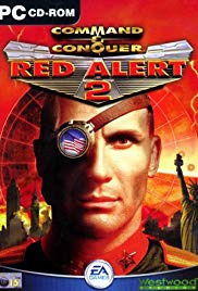 Poster Command & Conquer: Red Alert 2
