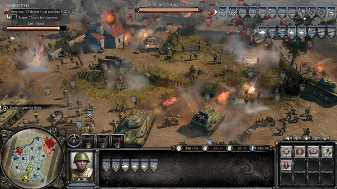 Company Of Heroes Opposing Fronts Free Download Full Pc Game Latest Version Torrent