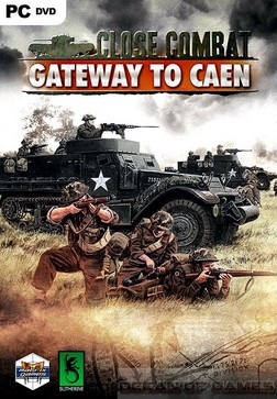 Poster Close Combat: Gateway to Caen