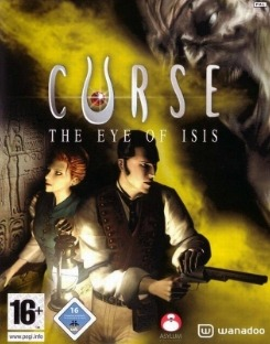 Poster Curse: The Eye of Isis