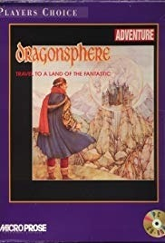 Poster Dragonsphere