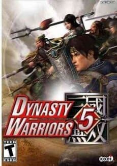 Poster Dynasty Warriors 5