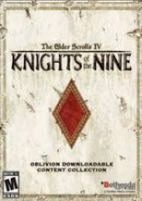 Poster The Elder Scrolls IV: Knights of the Nine