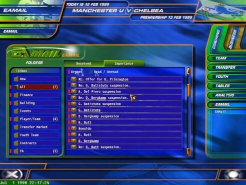 Play The F.a. Premier League Stars   Psx Iso Games ...