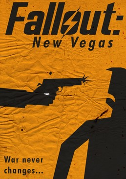 Poster Fallout: New Vegas
