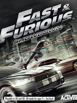 Poster Fast & Furious: Showdown
