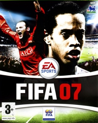 Poster FIFA 07