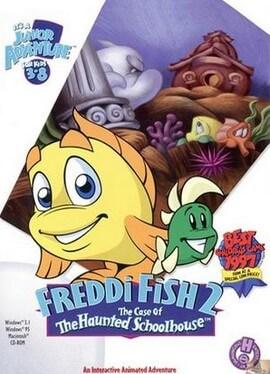 Freddi Fish Download Full Version