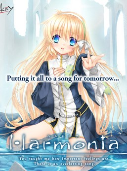 Poster Harmonia (visual novel)