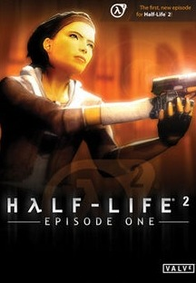Poster Half-Life 2: Episode One