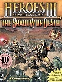 Poster Heroes of Might and Magic III: The Shadow of Death