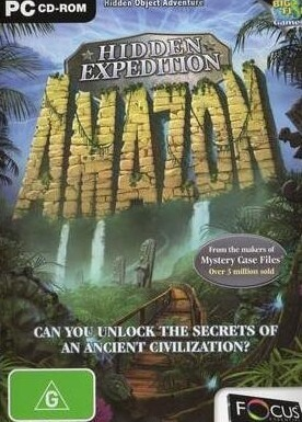 Poster Hidden Expedition: Amazon