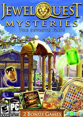 Poster Jewel Quest Mysteries: The Seventh Gate