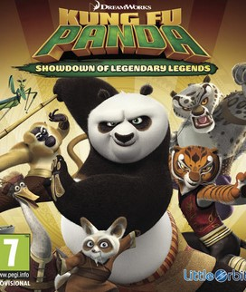 Poster Kung Fu Panda: Showdown of Legendary Legends