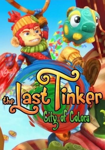 Poster The Last Tinker: City of Colors