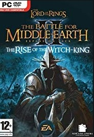 Poster The Lord of the Rings: The Battle for Middle-earth II: The Rise of the Witch-king