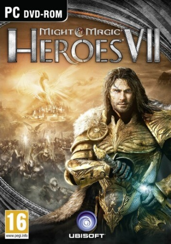 Poster Might & Magic Heroes VII