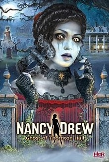 Poster Nancy Drew: Ghost of Thornton Hall