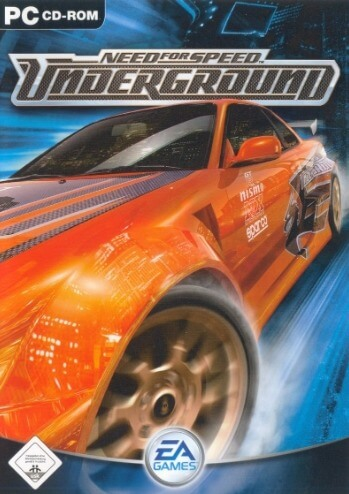 Poster Need for Speed: Underground