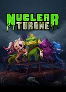 Nuclear throne ultra