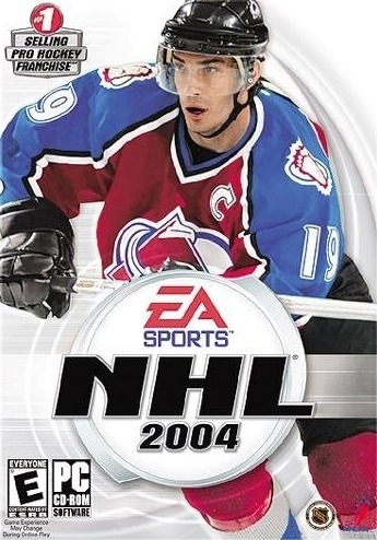 Poster NHL 2004