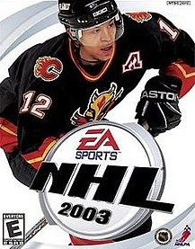 Poster NHL 2003