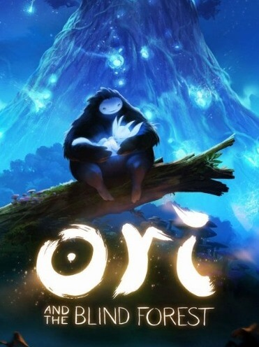 Poster Ori and the Blind Forest