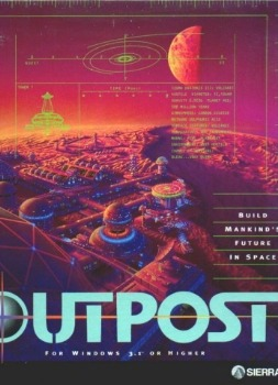 Poster Outpost 1994