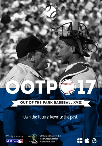Poster Out Of The Park Baseball 17