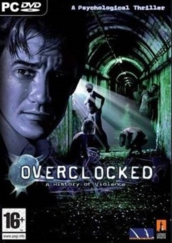 Poster Overclocked: A History of Violence