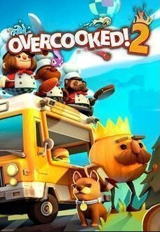 Poster Overcooked 2