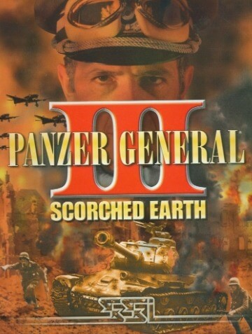 Poster Panzer General III: Scorched Earth