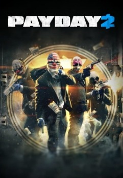 Poster Payday 2