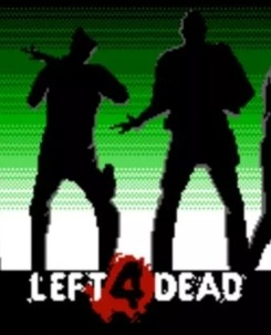 Poster Pixel Force: Left 4 Dead