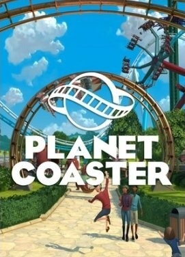 Poster Planet Coaster