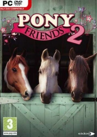Poster Pony Friends 2