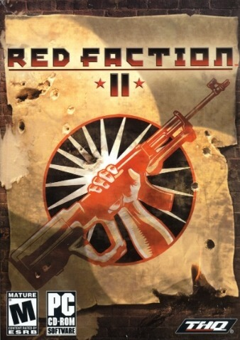 Poster Red Faction II