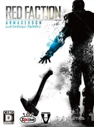 Poster Red Faction: Armageddon