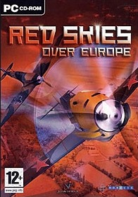 Poster Red Skies Over Europe