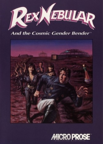 Poster Rex Nebular and the Cosmic Gender Bender