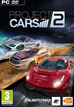 Poster Project CARS 2
